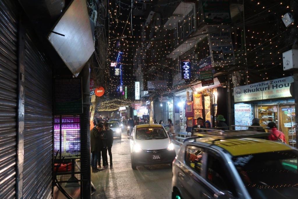 Katmandu, Thamel