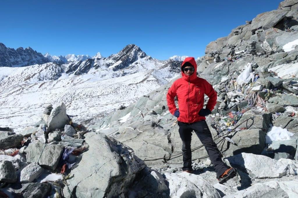 Cho La, 5460m