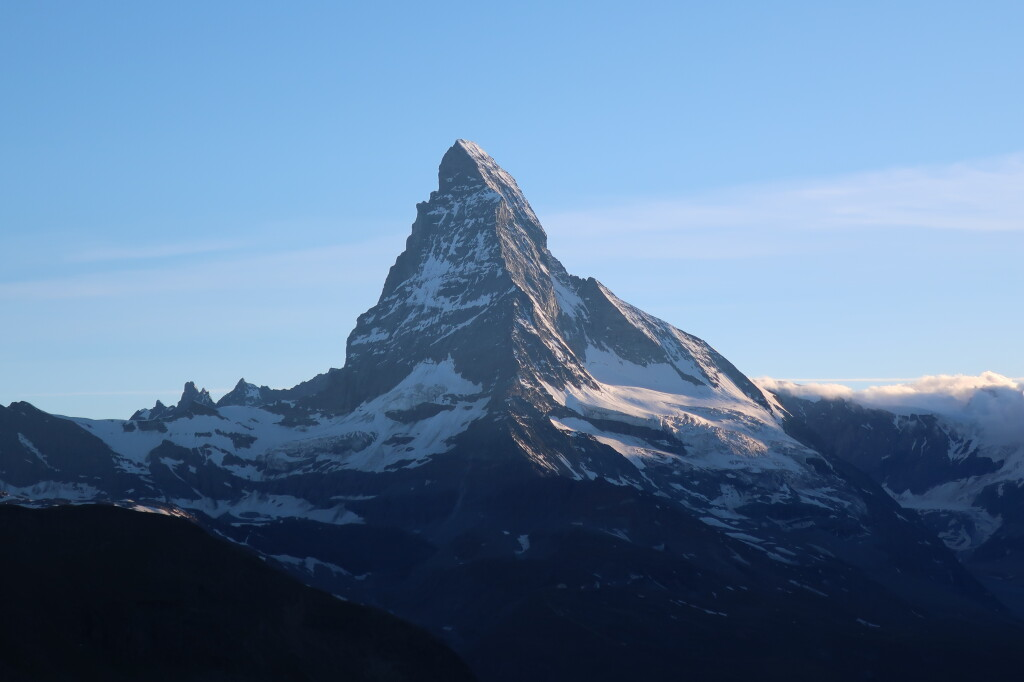 Ismét Matterhorn, talán utoljára