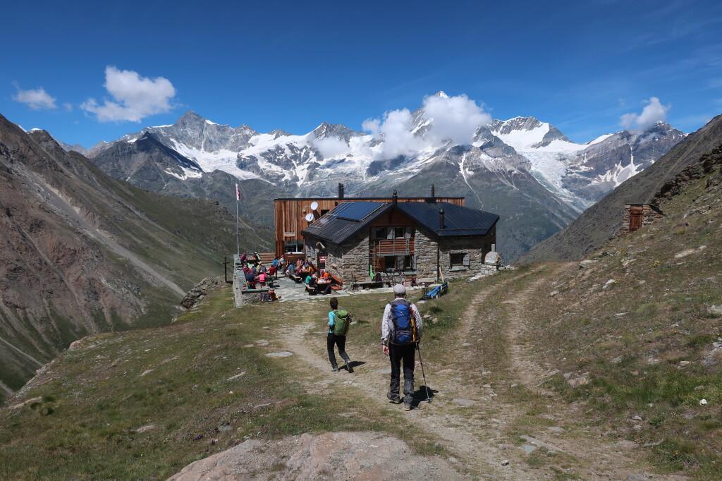 Taschhütte, 2701m